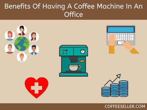 Benefits of having a coffee machine in an office