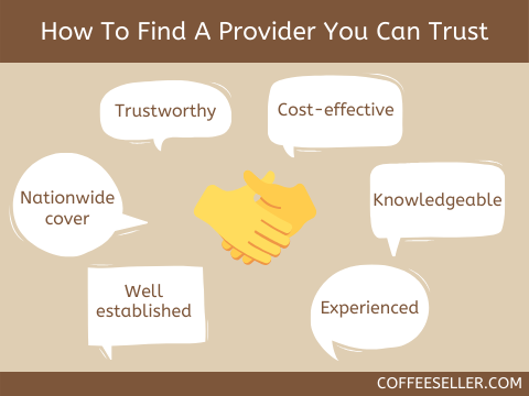 how to find a provider you can trust