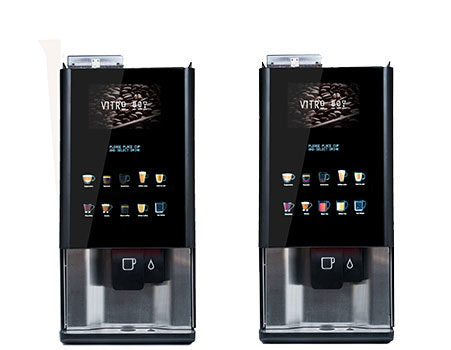 Coffetek Vitro X4 Espresso Bean to Cup Coffee Machine - Coffee Seller