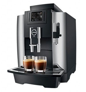 Jura WE8 Bean to Cup Domestic Coffee Machine - Coffee Seller