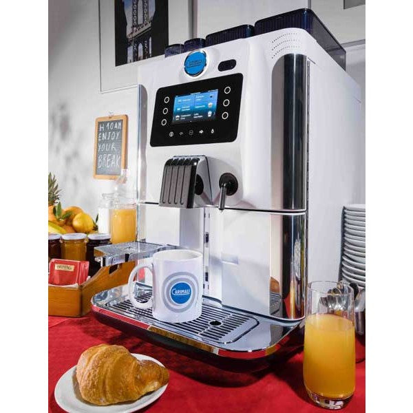Carimali Blue Dot Automatic Bean to Cup Coffee Machine - Coffee Seller