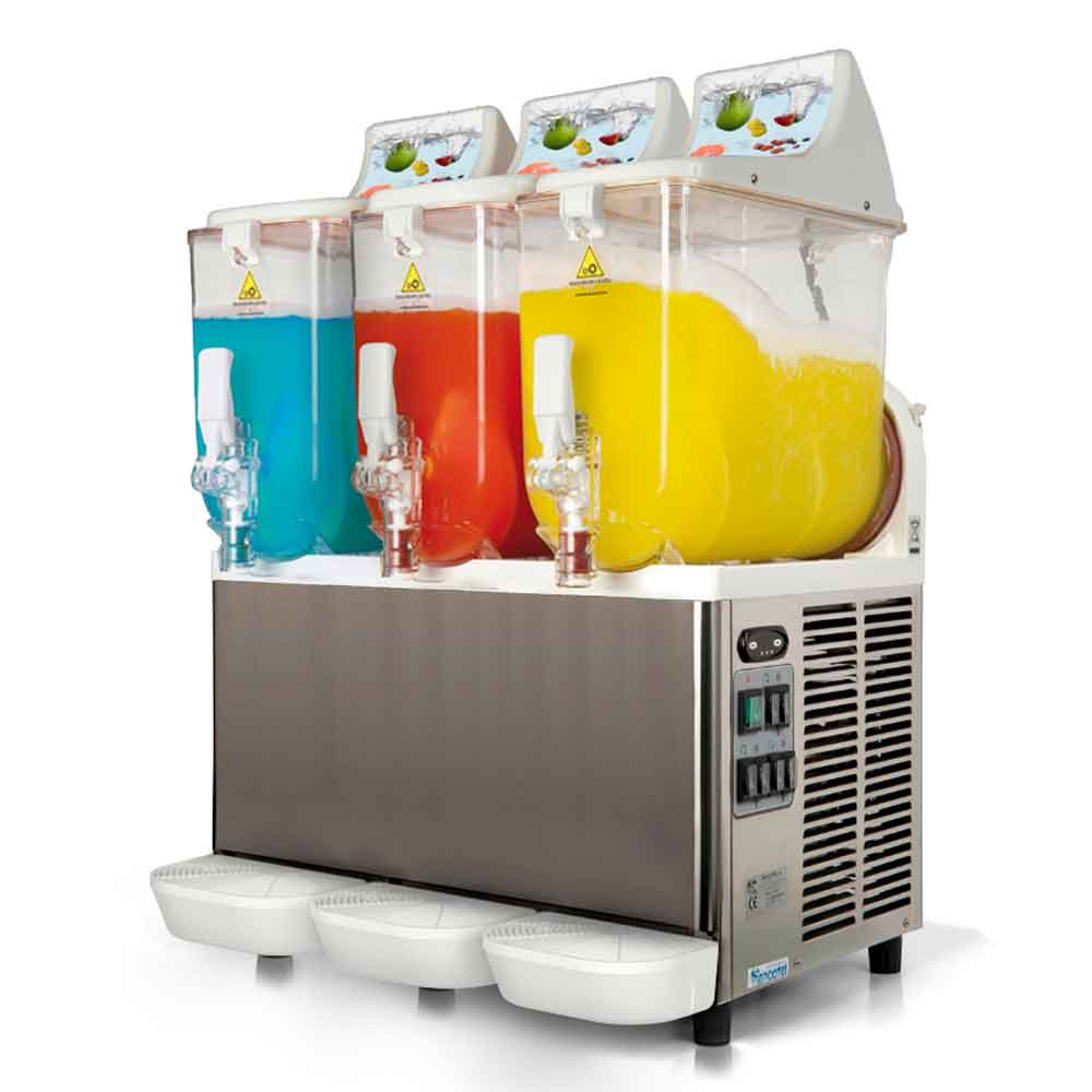 Commercial Slush Machine - Coffee Seller