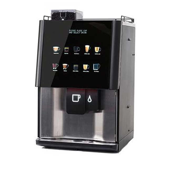 Coffetek Vitro S3 Bean To Cup Coffee Machine - Coffee Seller
