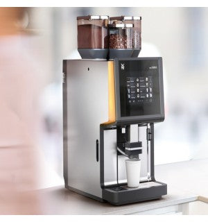 Wmf 5000s Commercial Bean To Cup Coffee Machine Lease Or