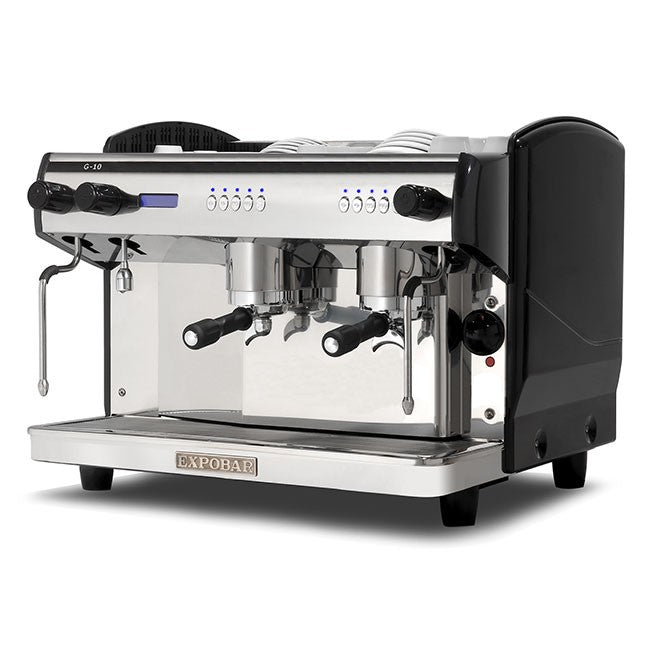 Expobar G10 Traditional Coffee Machine Range - Coffee Seller