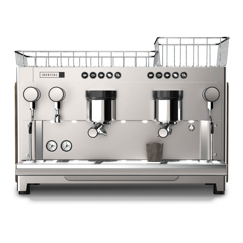 Iberital Tandem Espresso Machine - Coffee Seller