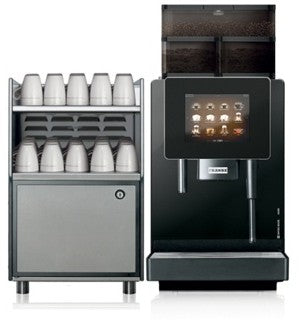 Franke A400 Commercial Bean to Cup Coffee Machine - Coffee Seller