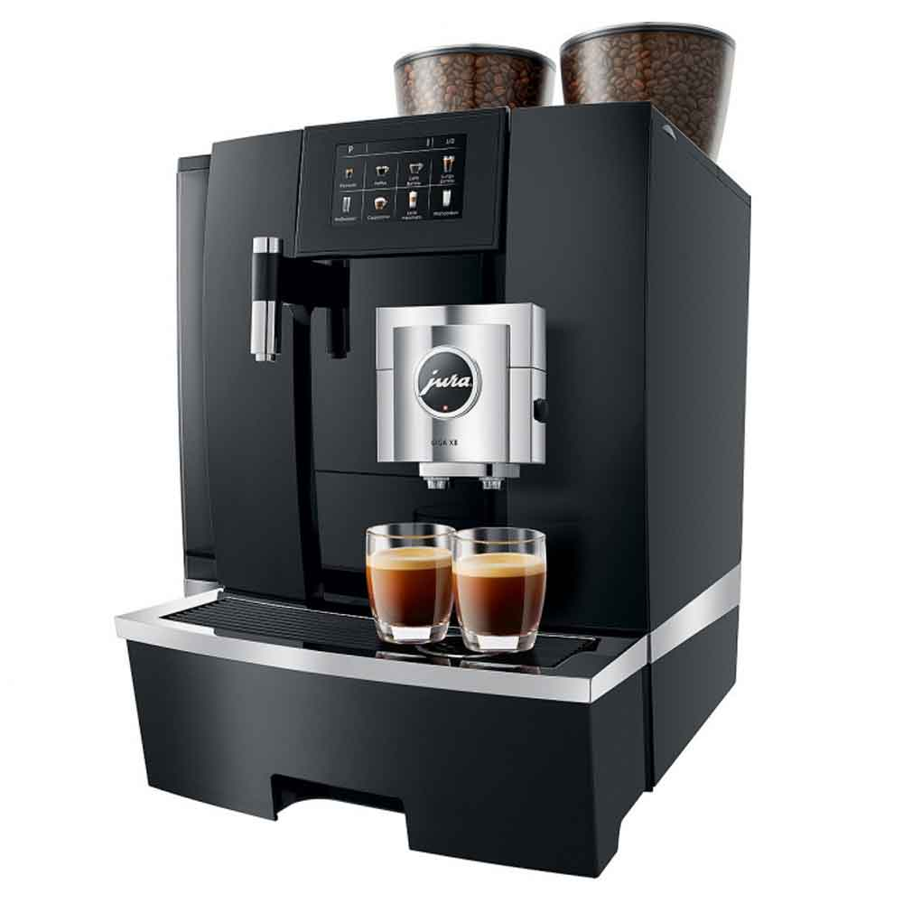 Jura GIGA X8 Gen II - Bean to Cup Commercial Coffee Machine - Coffee Seller