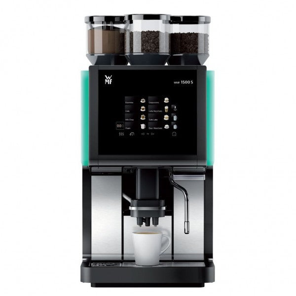WMF 1500S Commercial Bean to Cup Coffee Machine Lease or