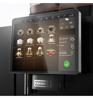 Franke A800 Commercial Bean to Cup Coffee Machine - Coffee Seller