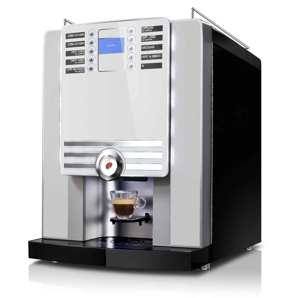 Rheavendors XS Grande Bean to Cup Coffee Machine - Coffee Seller