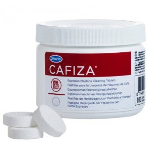 Urnex Cafiza Coffee Machine Cleaning Tablets (100) Suitable for Giga range - Coffee Seller