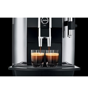 Jura WE8 Bean to Cup Domestic Coffee Machine