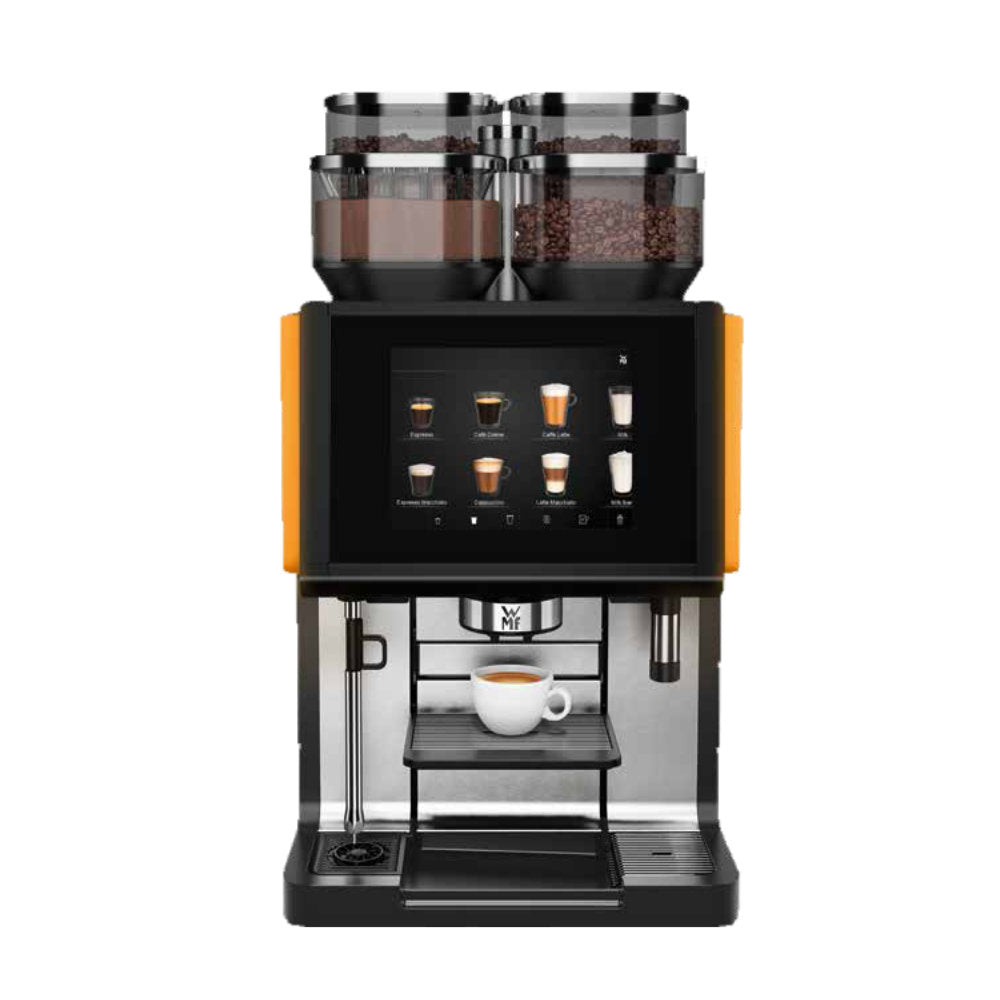 WMF 9000S+ Commercial Bean to Cup Coffee Machine - Coffee Seller