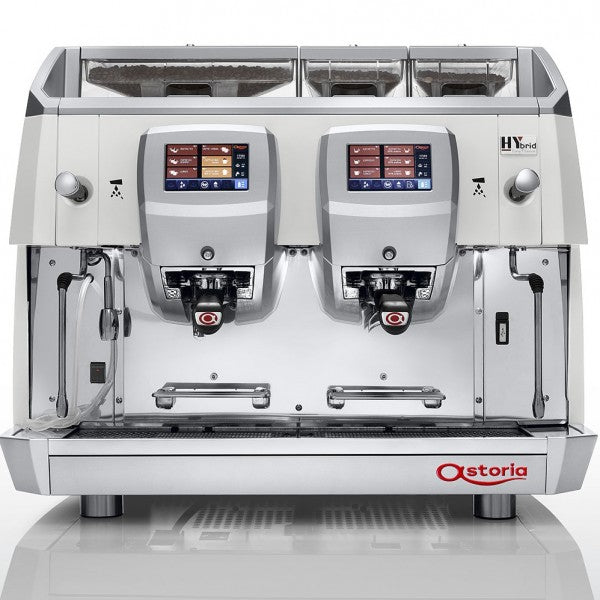 Astoria Hybrid Commercial Coffee Machine - Coffee Seller