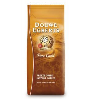 Douwe Egberts Freeze Dried Pure Gold Instant Coffee - Coffee Seller