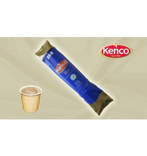 Kenco Really Smooth White Coffee In Cup 73mm (12 x 25) - Coffee Seller