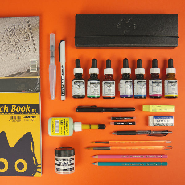 Heikala Art Supply Box