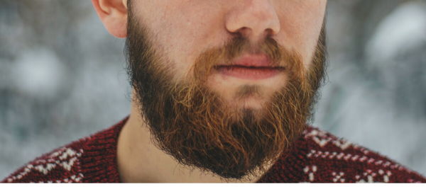 DOES EATING HEALTHY MAKE YOUR BEARD GROW?