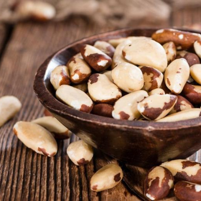 Brazilian nuts for Beard Growth