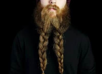 Norse Warrior Beard Style
