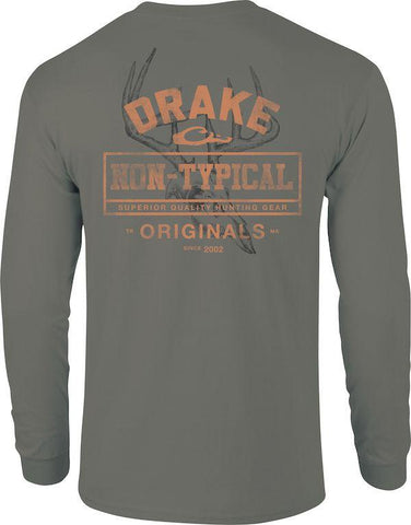 Non-typical Longsleeve T-shirt