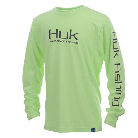 HUK Youth Icon Longsleeve