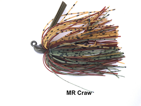 Queen Tackle Football Jigs