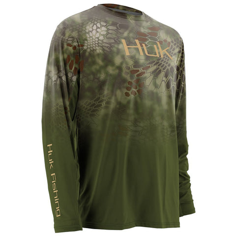 Kryptek Fade Icon Long Sleeve