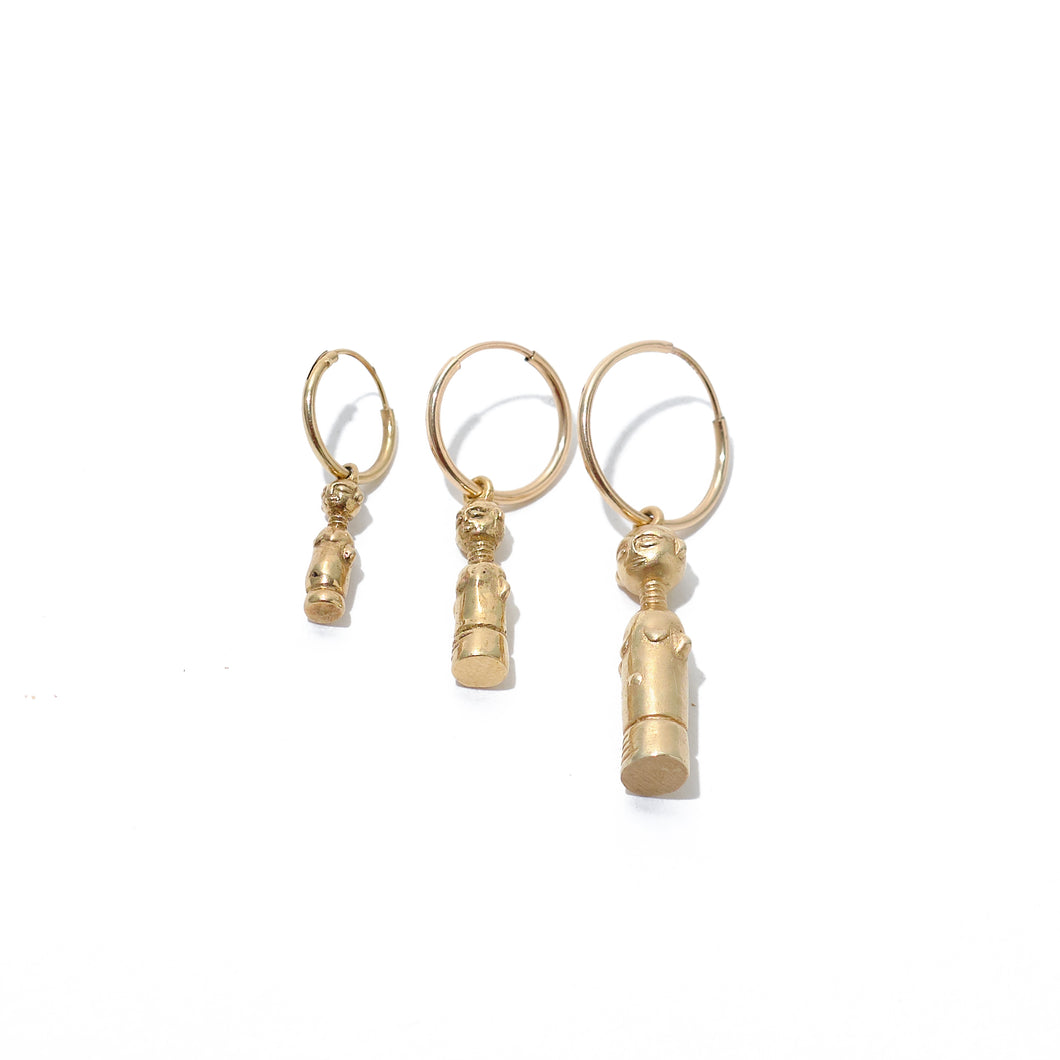 Ba Earring Small Medium Large