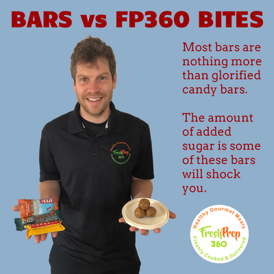 Bars vs FP360 Bites