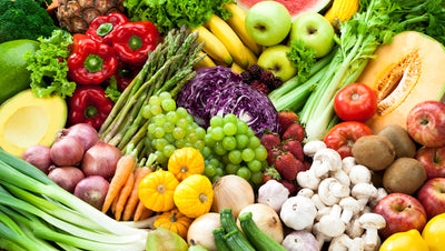 Fruits & Veggies Make Healthy Bodies