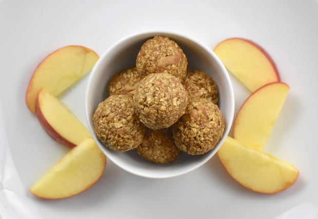 SNACK - 12 Apple Pie Protein Bites (3 Servings)