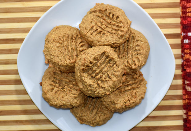 SNACK - 8 Peanut Butter Cookies (4 Servings)