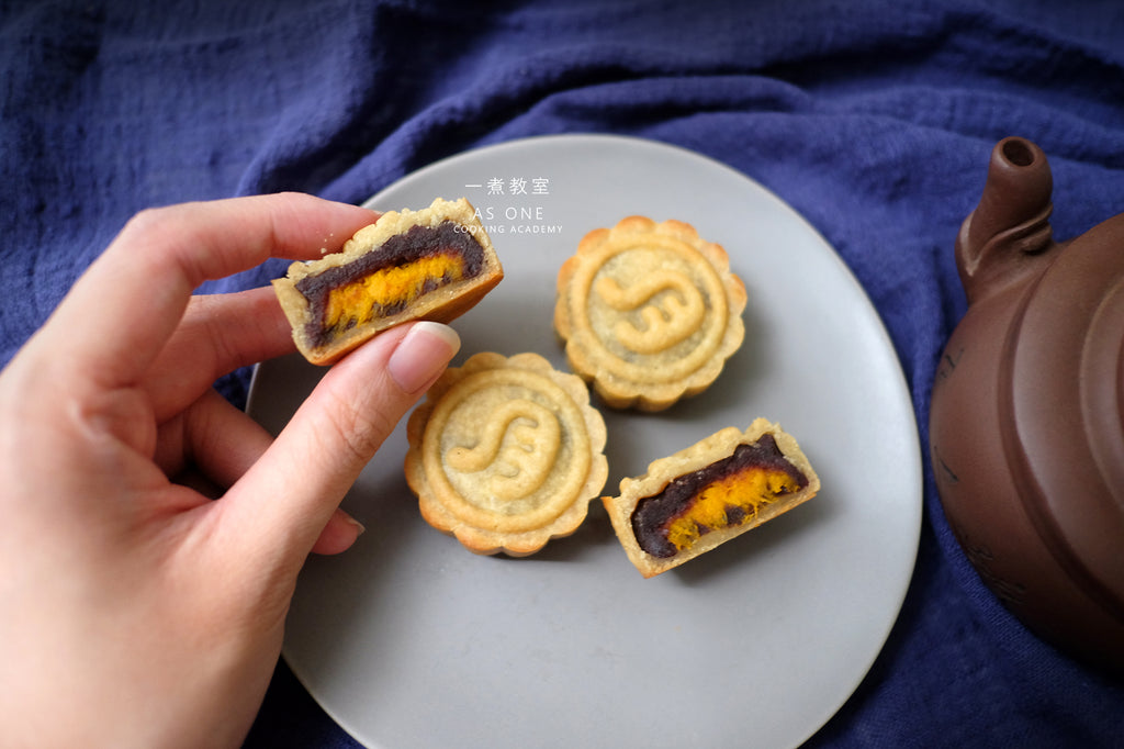 gluten free traditional mooncake