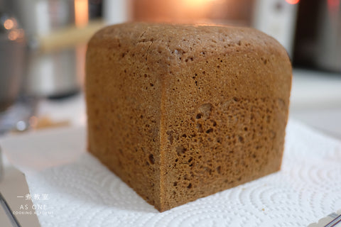 gluten-free-bread with psyllium-husk-powder test