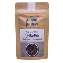 Load image into Gallery viewer, Poikain Parhaat Freeze-dried Bilberry 芬蘭原粒凍乾野生藍莓 15g
