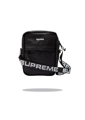 Supreme Shoulder Bag - Black (SS18)