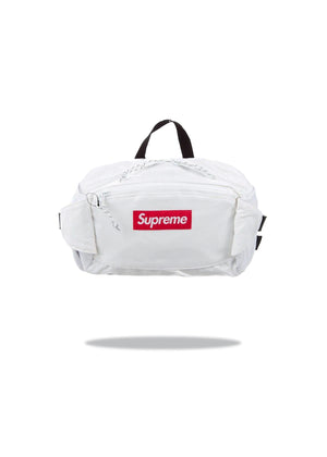 Supreme Waist Bag - White (2017)
