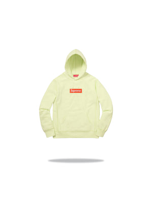 Supreme Box Logo Lime