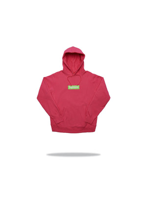Supreme Box Logo Pink