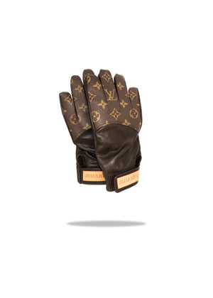 Supreme x Louis Vuitton Glove Brown