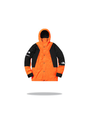 Supreme The North Face Mountain Light Jacket Orange