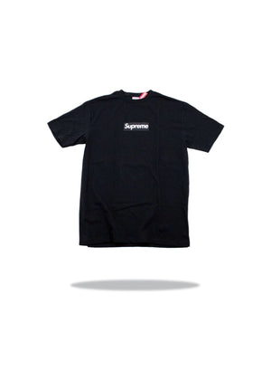 Supreme Friends and Family Tee Black Box Logo