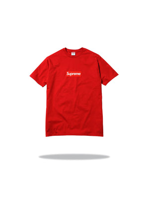 Supreme Box Logo Tee Red