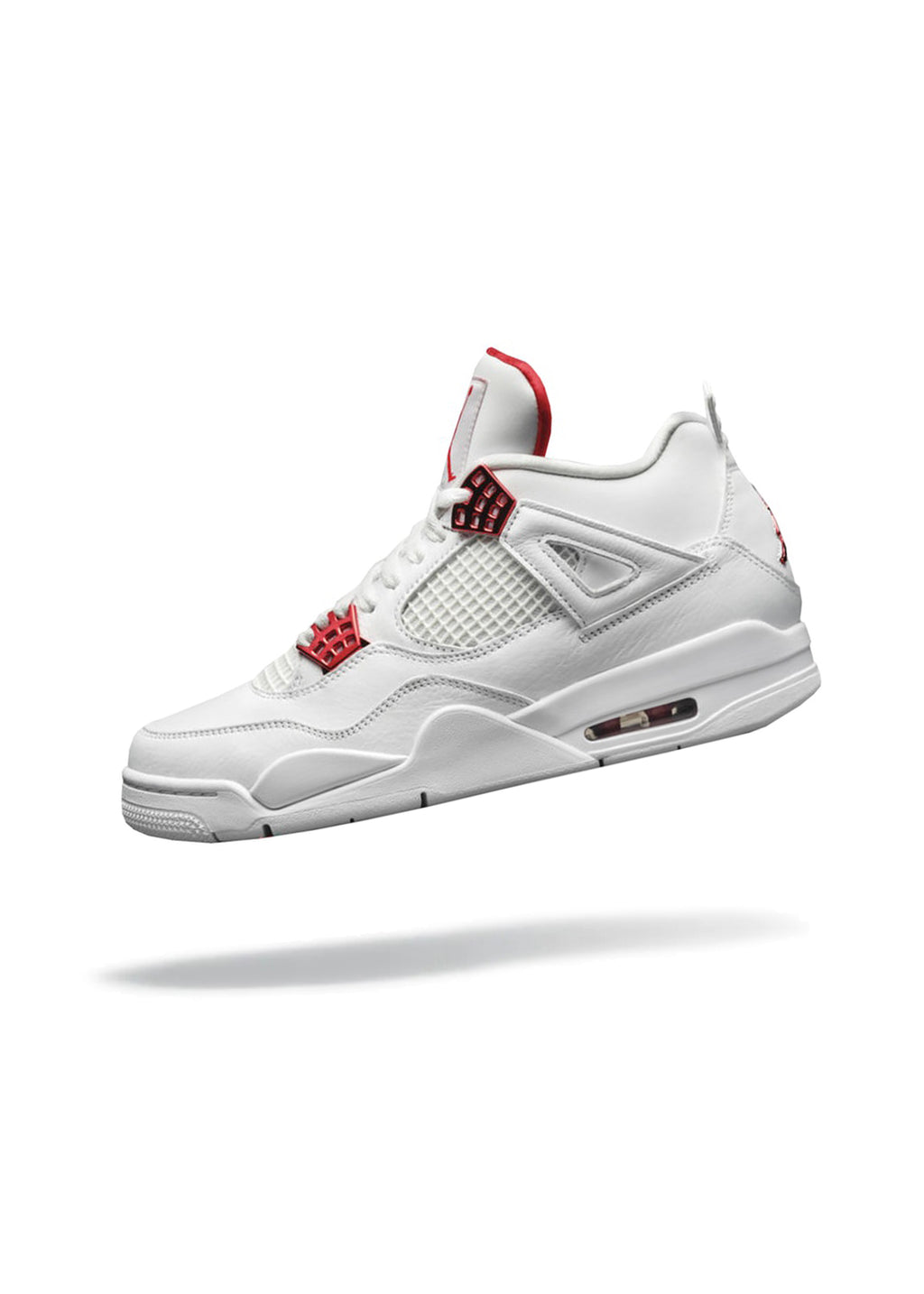 Jordan 4 Retro Metallic Red