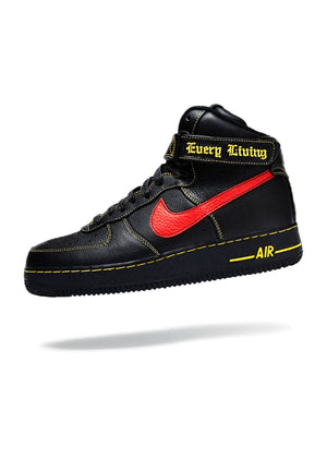 Air Force 1 High Vlone Paris Fashion Week