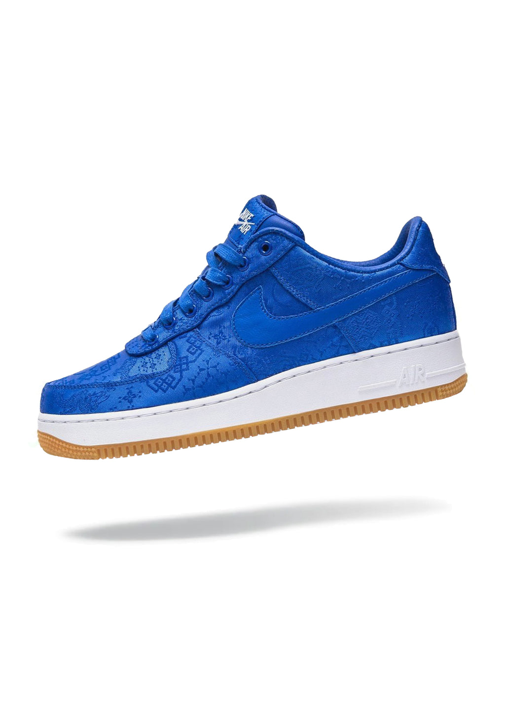 Nike Air Force 1 X CLOT Blue