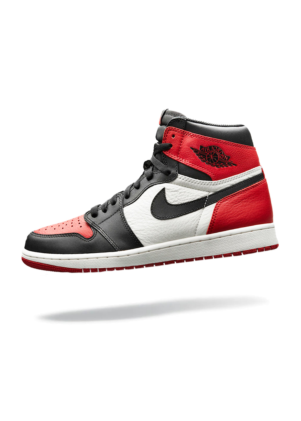 Jordan 1 Retro High Bred Toe