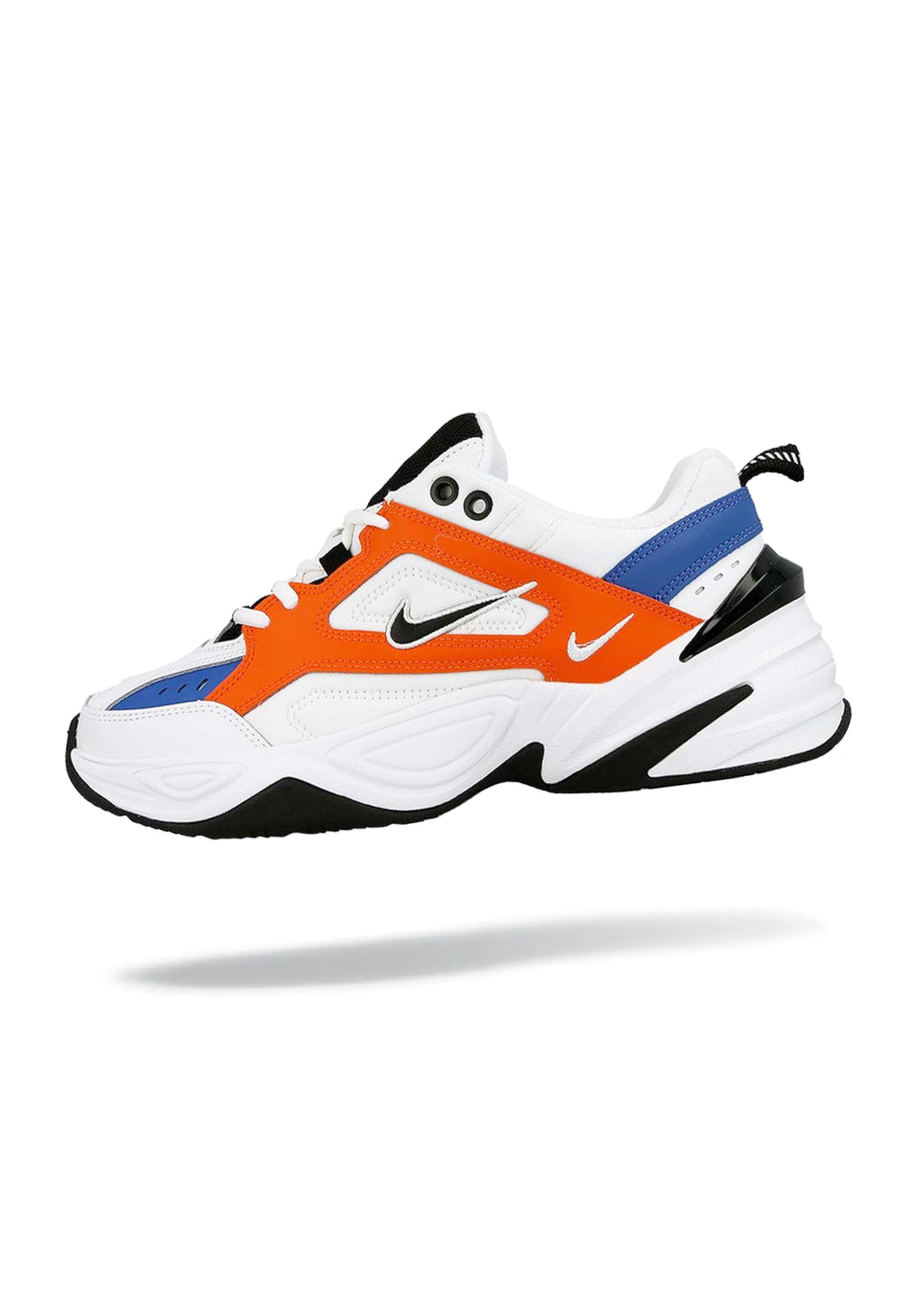 Nike M2K Tekno White Black Orange (W)